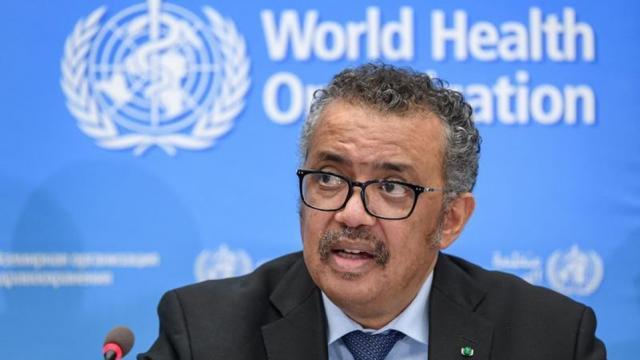 Director General de la Organización Mundial de la Salud