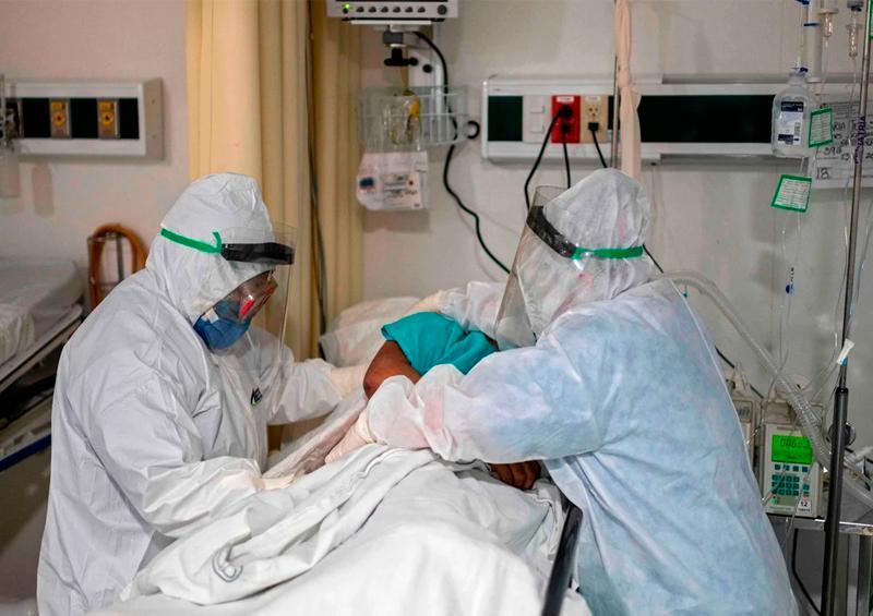 IMSS informa que sus hospitales no fueron afectados por apagón