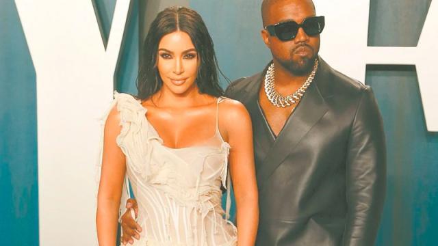 Kim Kardashian y Kanye West se divorcian
