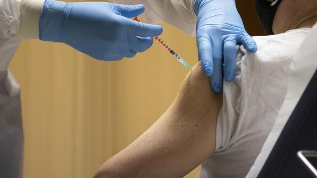Vaticano campaña de vacunación