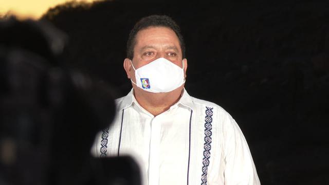 Gobernador de Baja California Sur, Carlos Mendoza Davis