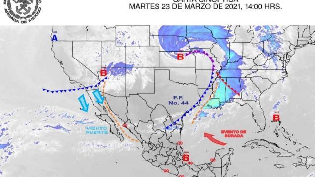 Clima en BCS