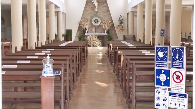Iglesia en La Paz