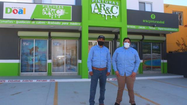 Pinturas AR&C Doal