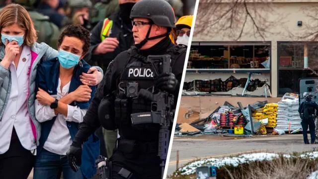 Tiroteo en supermercado de Colorado deja 10 muertos