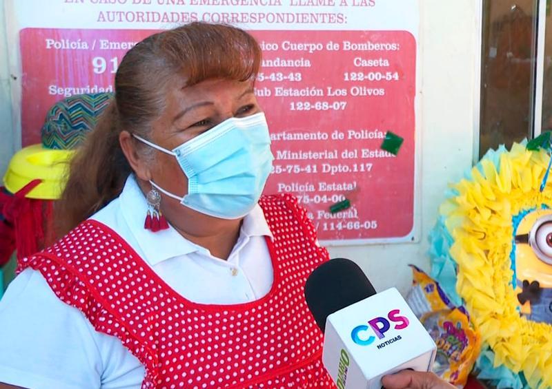 """Cómo cada año """"Mamá Benita """"festejará  a niños de familias vulnerables"""