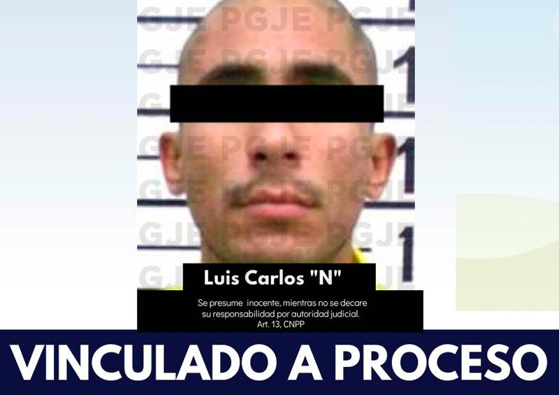 """Luis Carlos """"N"""" va a la cárcel por robo de vehículo"""