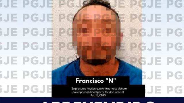 """El """"Choco"""", aprendido por posible homicidio calificado con alevosía en SJC"""