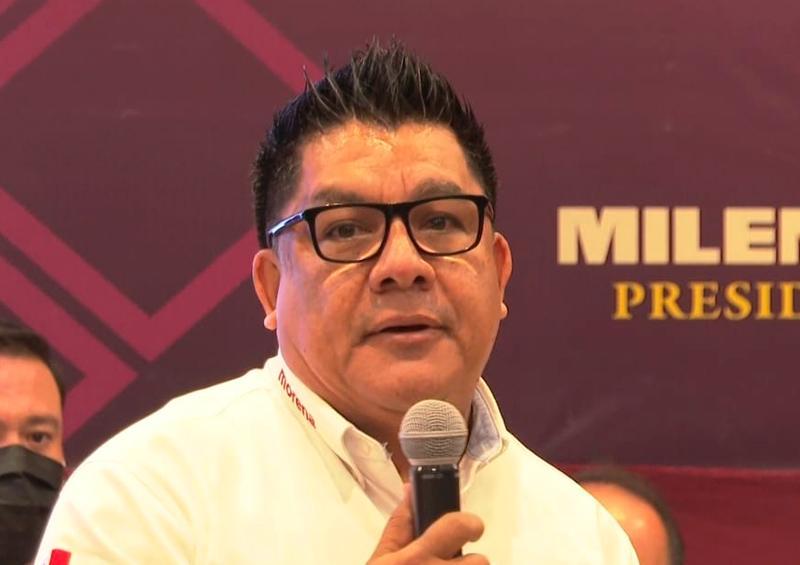Morena ganará 3 de las 5 alcaldías: Rentería