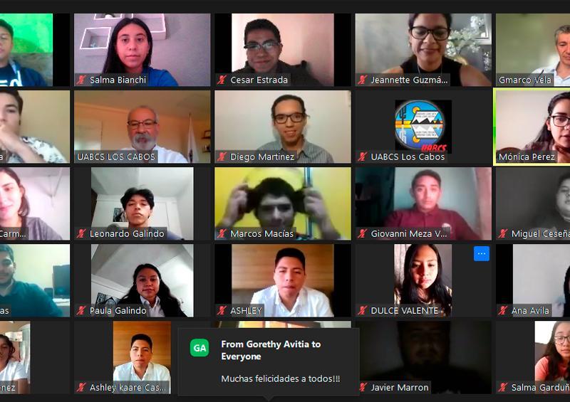 Realiza UABCS foro virtual sobre gastronomía y turismo