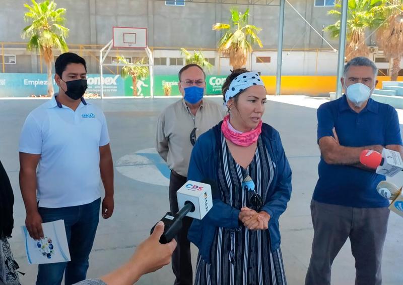Académicos protestan por contaminantes en la bahía de la Paz