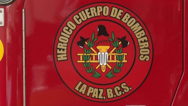 H. Cuerpo de Bomberos de La Paz