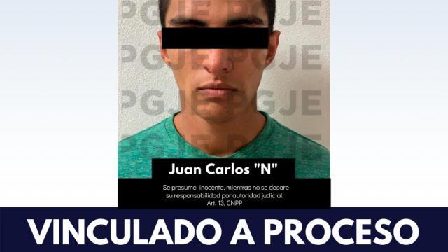 Sujeto detenido por robo con violencia en La Paz