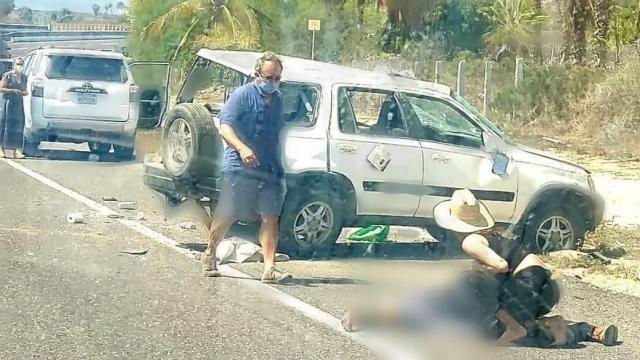 Accidente vial en CSL-La Paz