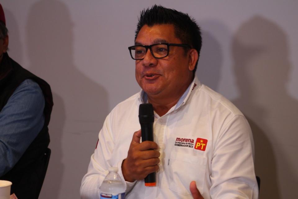 Presidente del comité ejecutivo estatal de Morena