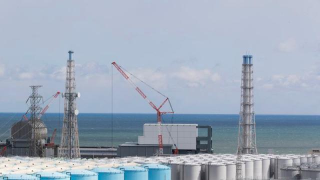 Japón verterá al mar agua de Fukushima una vez tratada