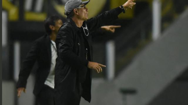 Exdirector técnico de Santos de Brasil
