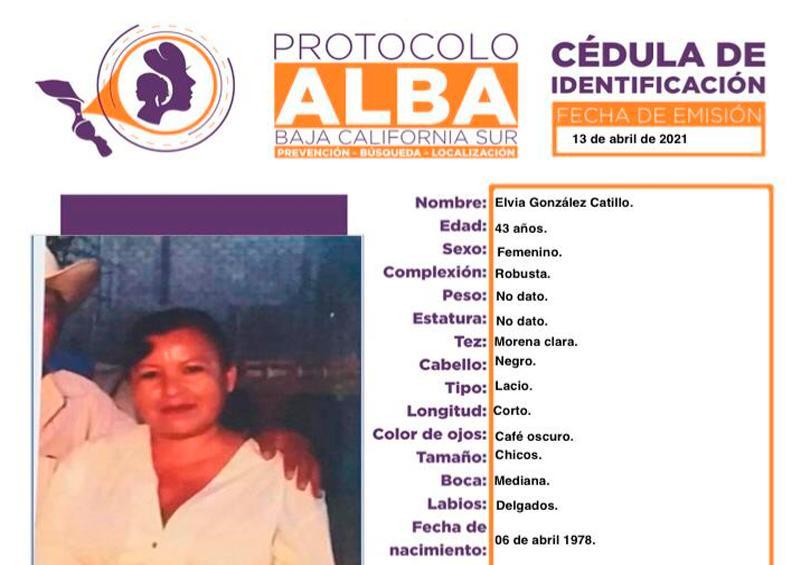 Buscan a mujer desaparecida en Cabo San Lucas