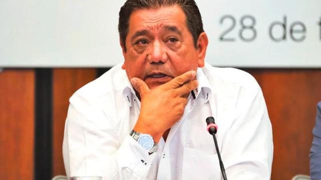 Félix Salgado, aspirante a la gubernatura de Guerrero