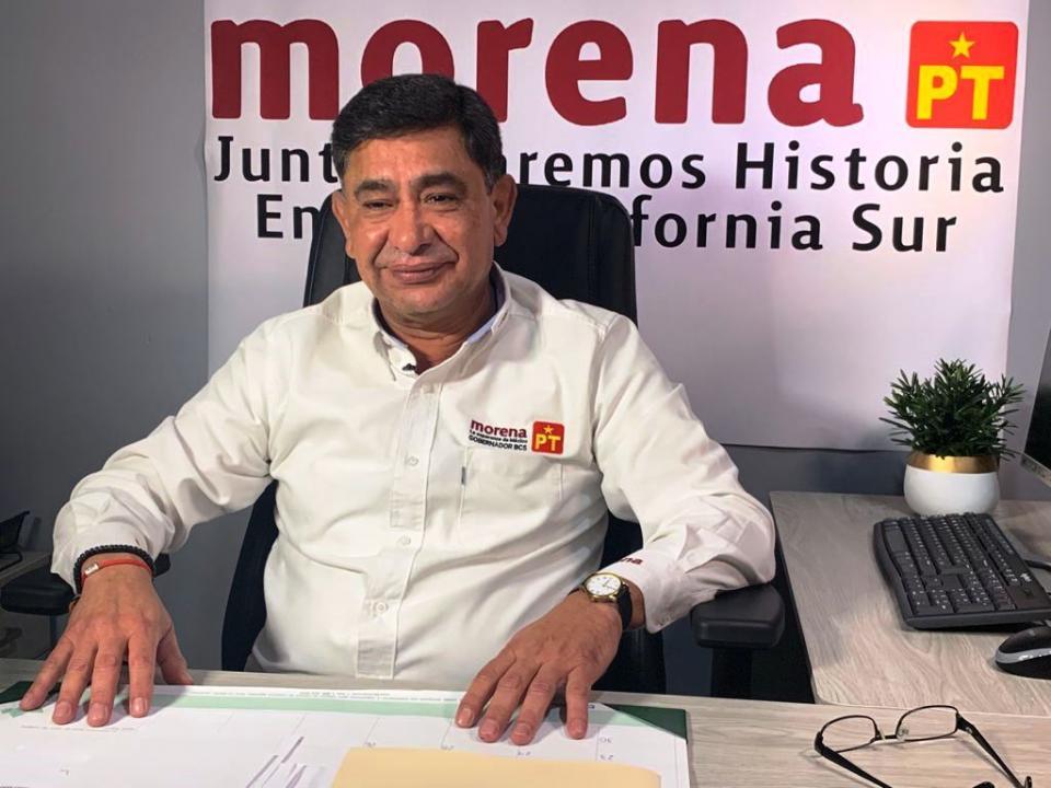 Candidato de Morena