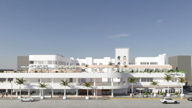 Remodelación de Hotel Perla