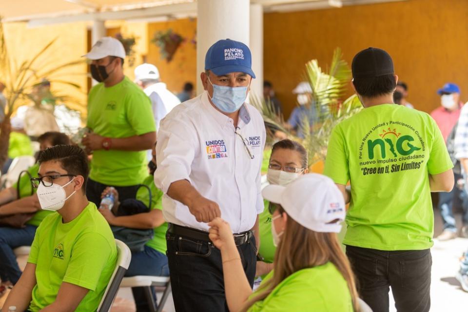"""""""Seremos facilitadores de la inversión para generar Desarrollo Social"""": Pelayo"""