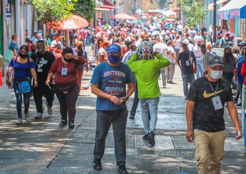 México acumula 211 mil 693 muertes por Covid-19