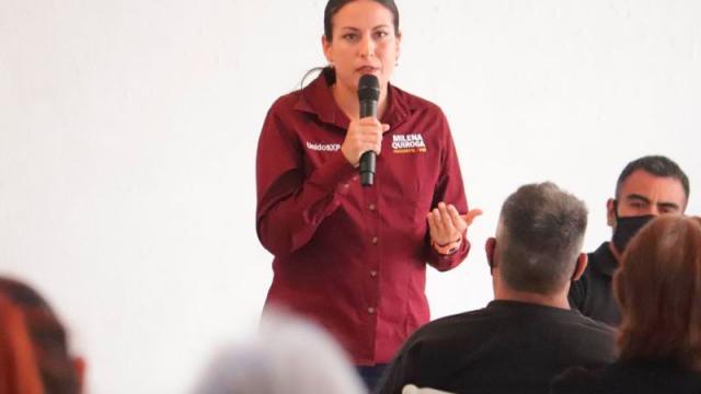 Impulsar a productores y comercio local para la reactivación económica post COVID: Milena Quiroga