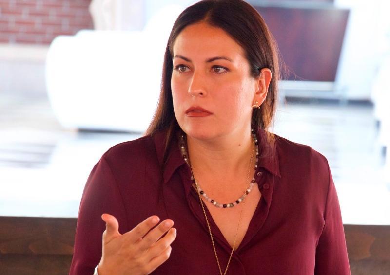 Respalda Milena Quiroga planteamientos de empresarios restauranteros