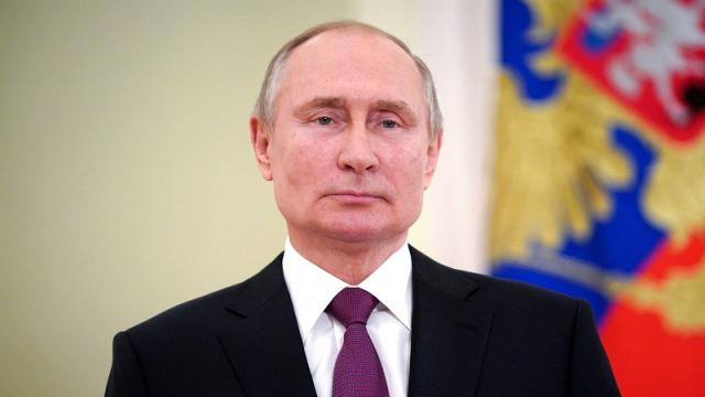 Presidente ruso