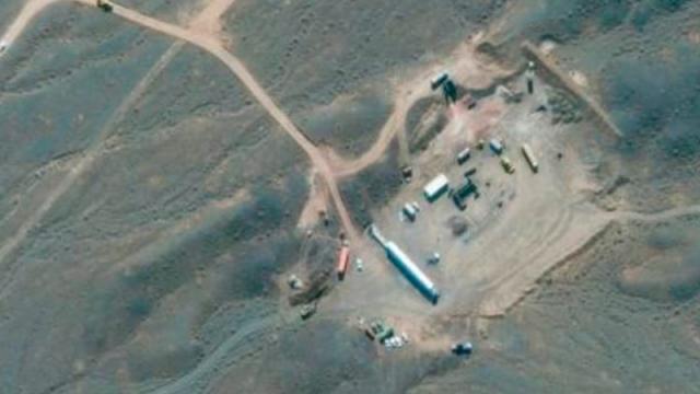 """rán denuncia acto """"terrorista"""" contra una planta de enriquecimiento de uranio"""
