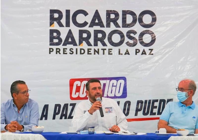 Agilización de trámites será clave para reactivar nuestra economía: Ricardo Barroso ante EMPRHOTUR