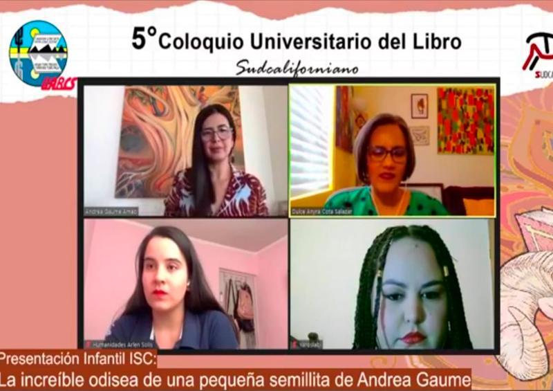 Conmemora UABCS Día Mundial del Libro y de Derechos de Autor