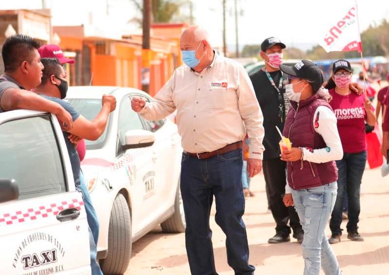 Gobierno estatal de Morena reactivará economía con apoyo a pequeños negocios: Víctor Castro