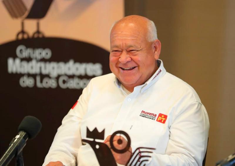 En el gobierno estatal de Morena, no habrá nuevos impuestos: Víctor Castro