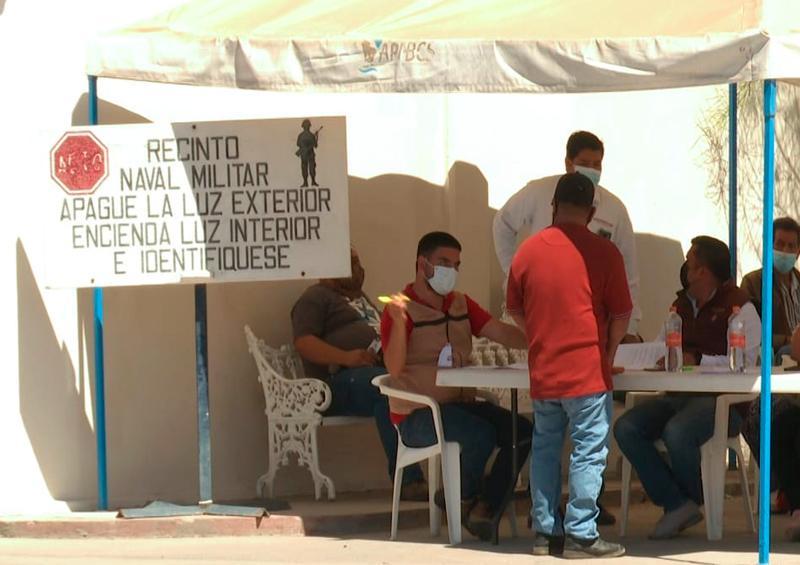 Este lunes inició la aplicación de segundas dosis en La Paz