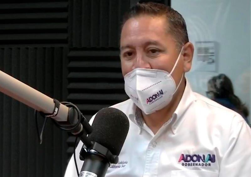 Adonai Carreón propone usar drones en seguridad pública