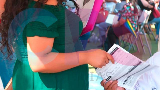 Avanza la vacunación de mujeres embarazadas