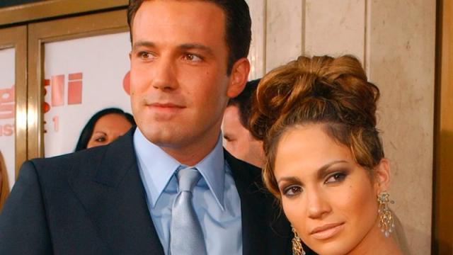 Jennifer Lopez y Ben Affleck, otra vez juntos