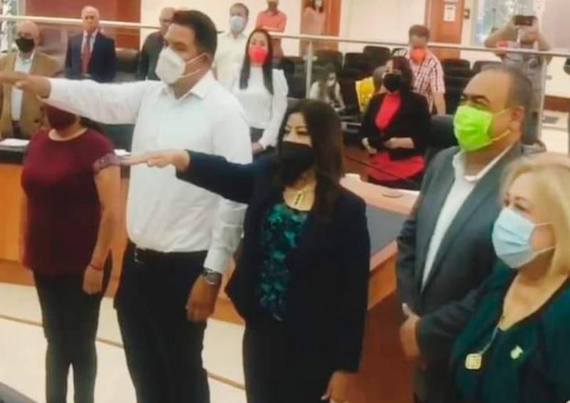 Nuevos consejeros de la CEDH toman protesta