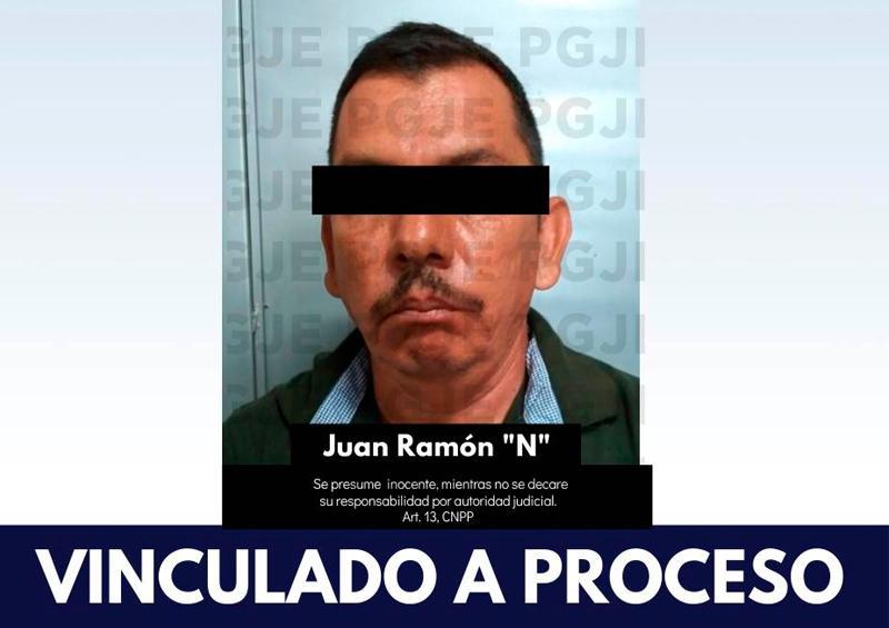 """Juan Ramón """"N"""" es puesto en prisión preventiva por violación"""