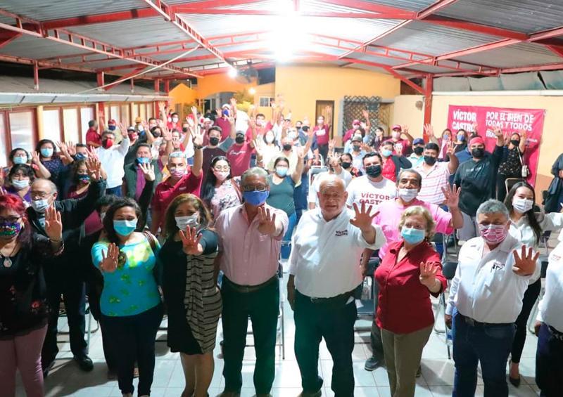 Gobierno de Víctor Castro trabajará con gobierno federal