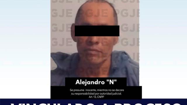 "Acción penal contra Alejandro ""N"" por feminicidio"