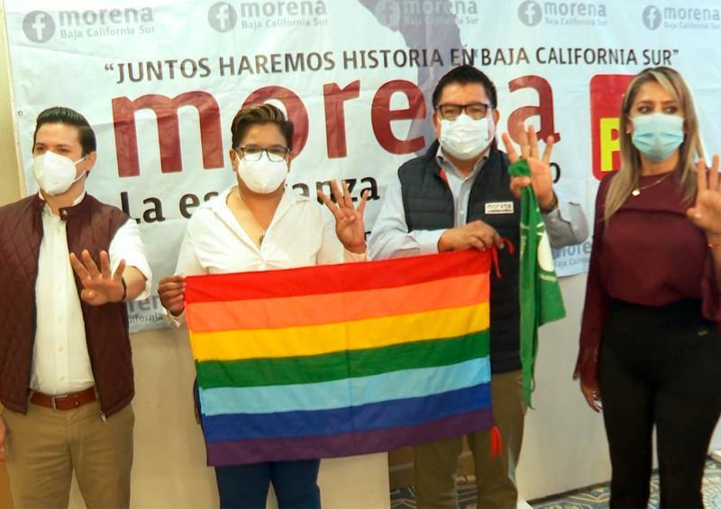 Tribunal da razón a activista por la diversidad y no a Morena