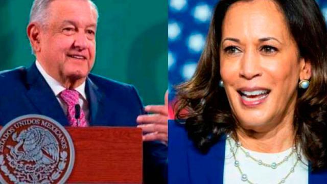 La propuesta de López Obrador a Kamala Harris