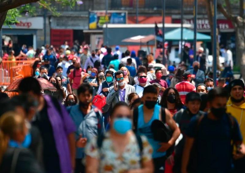 México acumula 216 mil 907 muertes por Covid-19