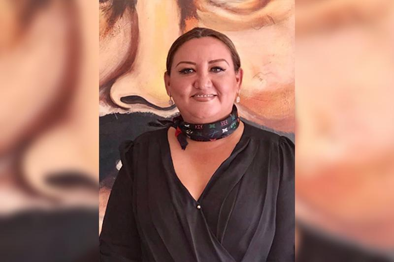 Diputada federal del Partido del Trabajo en Baja California Sur
