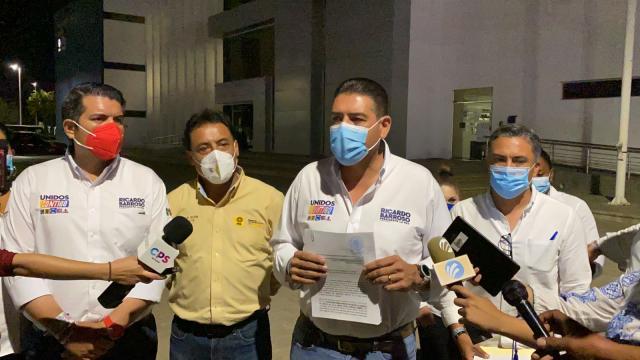 Barroso interpone denuncia penal contra Milena Quiroga