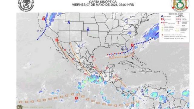Clima en Baja California Sur
