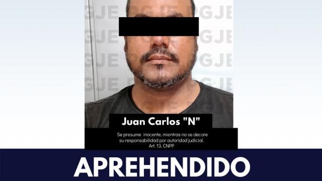 Detenido por el delito de violación en La Paz